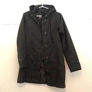 Eddie Bauer Mackenzie trench rain coat